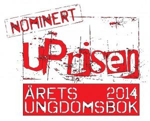 FARGE_UPrisen_årets ungdomsbok_2014_NOMINERT