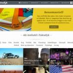 Nytt nummer: Tredje utgivelse av sakprosamagasinet Faktafyk lanseres 8. januar 2015.