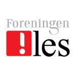 LOGO Foreningen !les RØD
