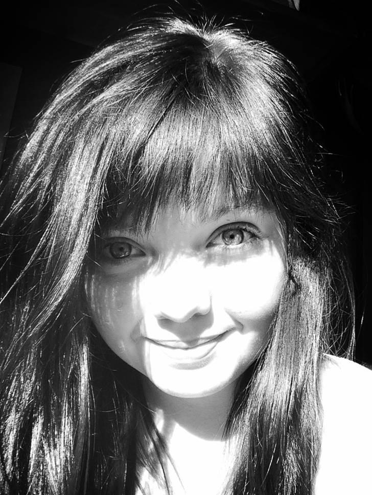 Mia Kind Olsen, vinner fotokonkurransen til Foreningen !les.