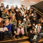 Samarbeid: Fleire aktørar er einige om at Foreningen !les er ein viktig samarbeidspartnar til skulen.