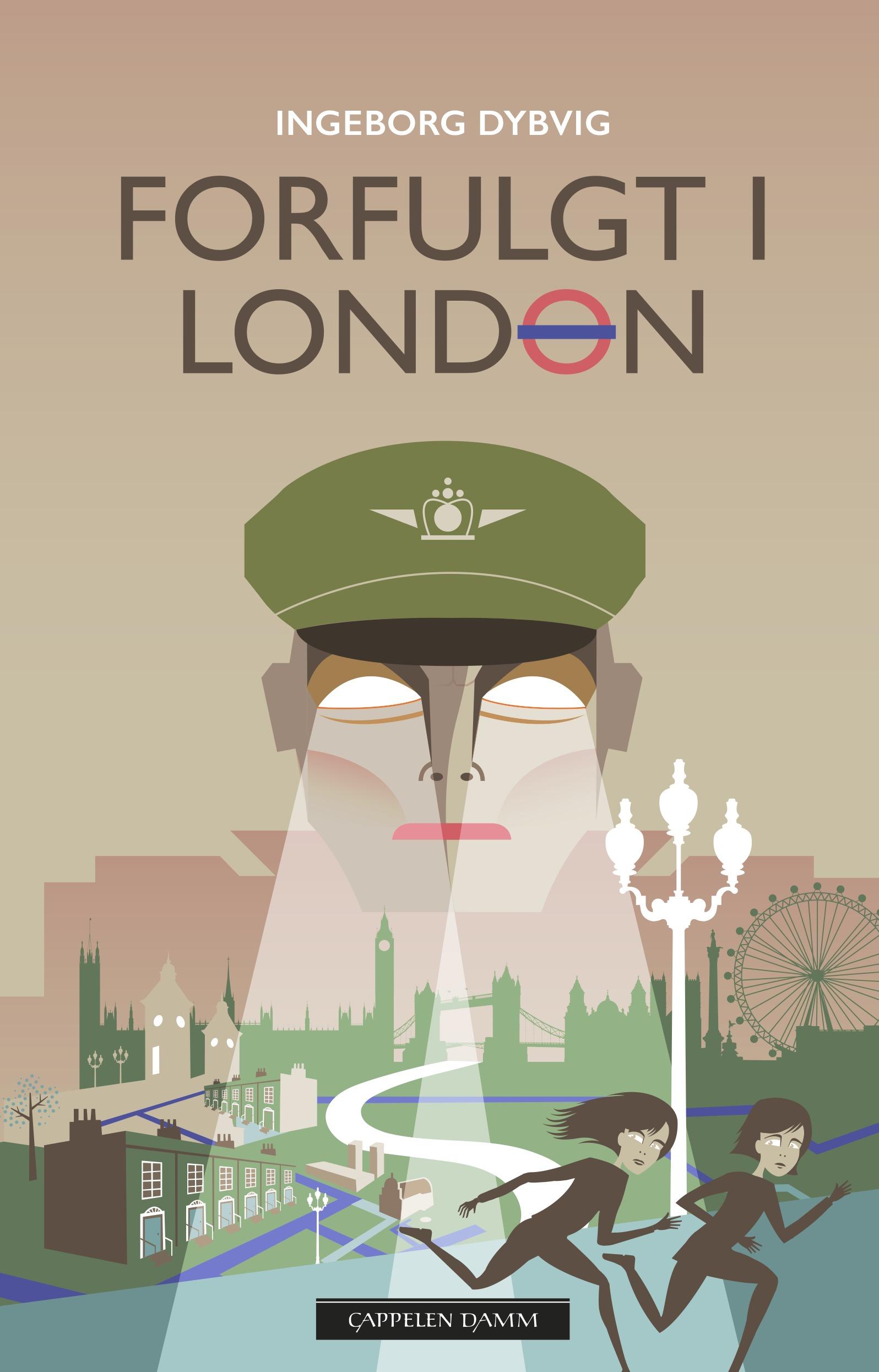 Forfulgt i London