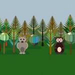 Leseskogen