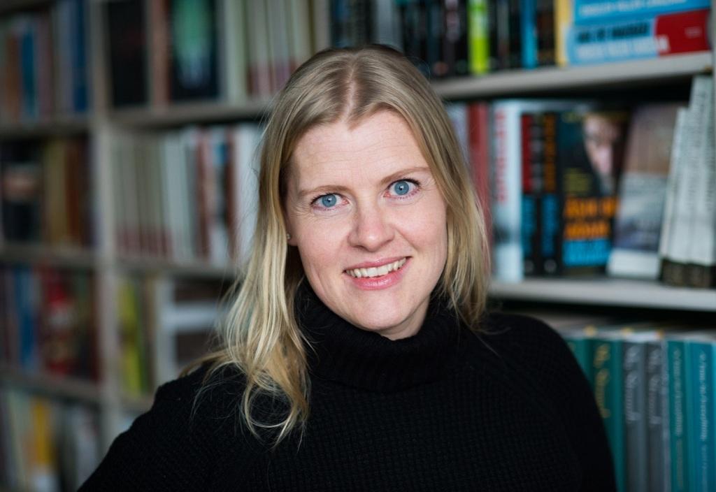 Leder: Silje Tretvoll er ansatt som ny daglig leder i Foreningen !les. Foto: Finn Ståle Felberg.